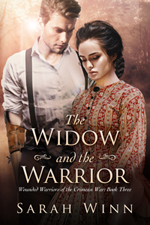 The Widown and the Warrior book cover